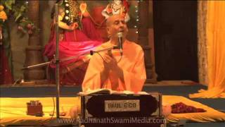 11-VR06 - Day 5 'Krsna's Childhood Pastimes In Gokul-4' By Radhanath Swami