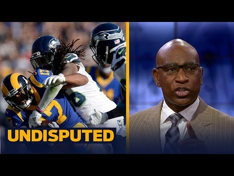 Eric Dickerson on Seahawks: 'You cannot turn the ball over 5 times and beat them' | UNDISPUTED