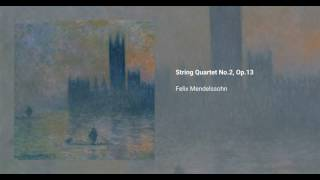 String Quartet No.2, Op.13