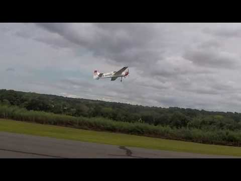"Windy quiet Sunday at BCMA in Leonia, NJ. Flying 92"" Edge / Spektrum"