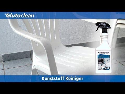 Glutoclean - Kunststoff Reiniger