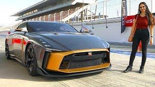 THE WORLDS FIRST $1.2 Million NISSAN GTR-50 !!!