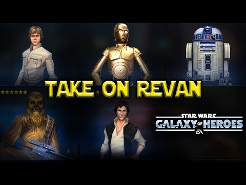 CLS C3P0 CHEWIE!! Rebels Take on Revan & Traya - Star Wars: Galaxy