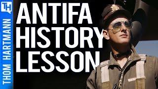 Dumb Senator Thinks WWII Battled Socialism Not Fascism