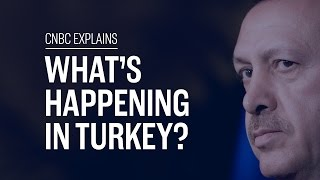 What's happening in Turkey? | CNBC Explains
