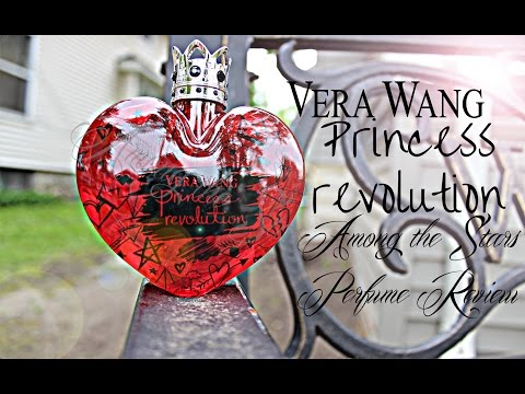 Vera Wang Princess Revolution Perfume Review 🌟 Among the Stars Perfume Reviews 🌟