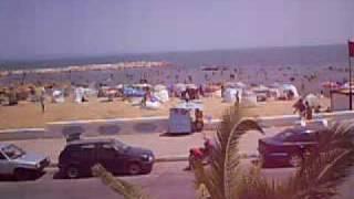 preview picture of video 'plage la goulette - tunisie'
