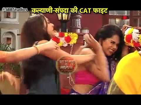 Tujhse Hai Raabta: Kalyani & Sampada's CAT FIGHT!