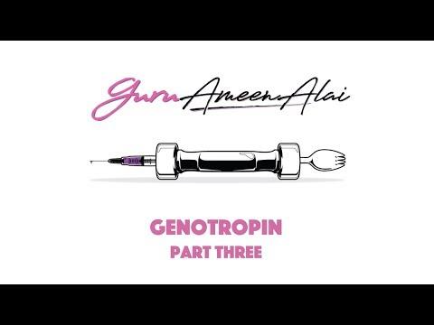 genotropin fogyás
