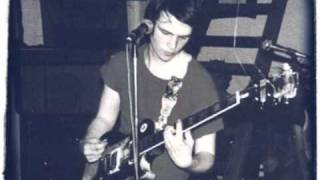 Rudimentary Peni - Pig in a Blanket (Lyrics on screen)