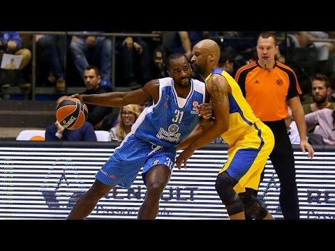 Highlights: RS Round 3, Maccabi FOX Tel Aviv 79-63 Dinamo Banco di Sardegna Sassari