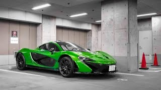 One Day of Car Spotting in Tokyo - Mario Karts, Zonda, Green P1 & Dogs | Part 2