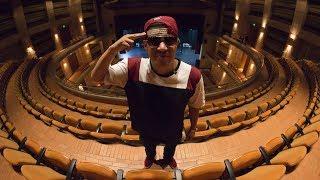 El Hip Hop Se Toma El Teatro Mayor Con Ali A.K.A Mind