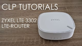 ZyXEL LTE3302 - LTE Router für verschiedene Szenarien