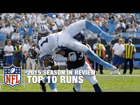 Top 10 Runs (2015 Regular Season) | NFL