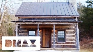 Impressive Log Home Blows Mark Bowe Away | Barnwood Builders