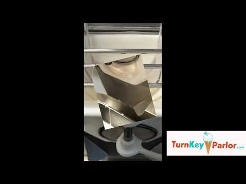 Used LB302RTXG Carpigiani Batch Freezer for gelato