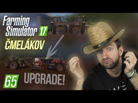 UPGRADE TECHNIKY! | Farming Simulator 17 #65