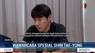 Kata Shin Tae-yong Soal Pemain Timnas Indonesia