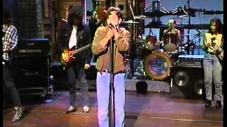 "John Mellencamp - ""What if I Came Knocking"" - Live on Late Night TV 1993"