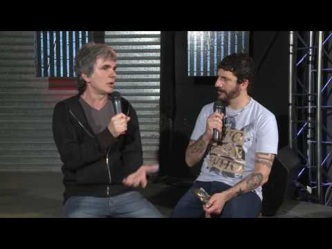 Gran Martell video Presenta álbum 4 - Entrevista 2016