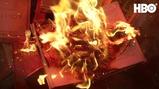 Trailer of Fahrenheit 451 (2018)