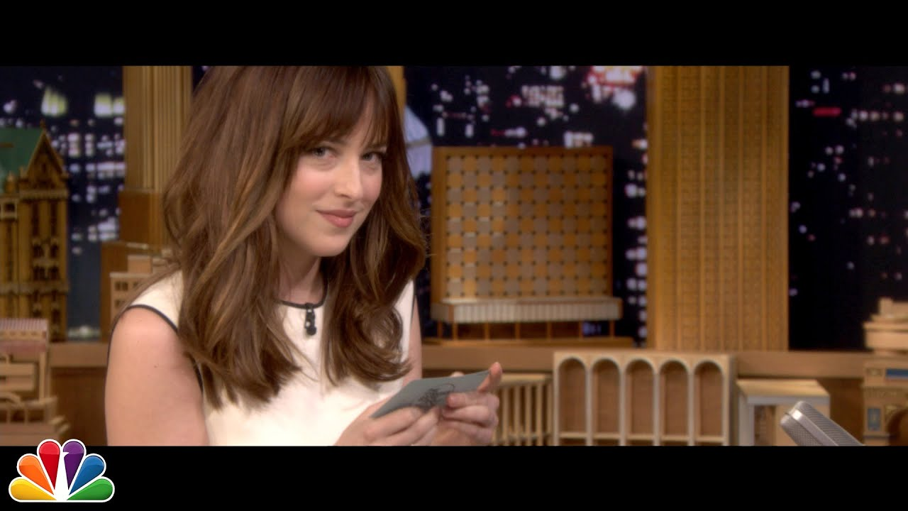 Anything Can Be Sexy with Dakota Johnson thumbnail