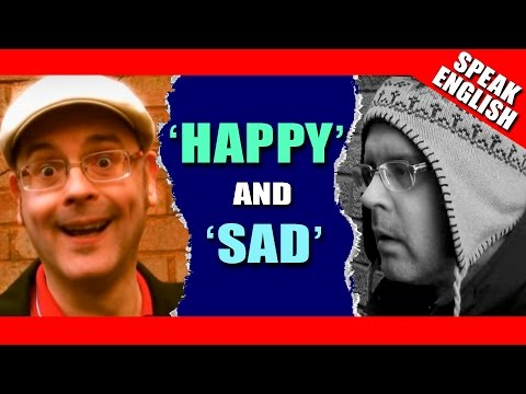Learn English with Mr. Duncan - Lesson 6 (Happy/Sad)