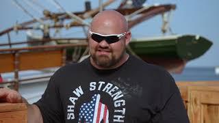 The Strongest Man in History: US VS. UK INSANE STRENGTH TEST (S1, E7)   Full Episode   History