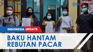 Rebutan Pacar, 2 ABG di Kalimantan Tengah Cekcok hingga Baku Hantam, Kini Buat Video Minta Maaf