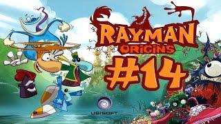 Прохождение Rayman Origins - РАЗОРВИ МОЙ ЗАД #@#$! [Финал + Бонусный Мир] #14