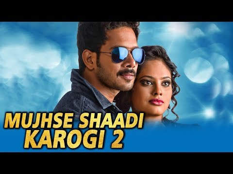 Mujhse Shaadi Karogi 2 2019 Tamil Hindi Dubbed Full Movie | Bharath, Nandita