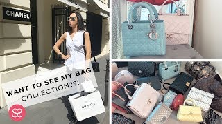 Gambar cover HERMES OVER HYPED?! + MY LUXE BAG COLLECTION | Chanel, Dior, Vuitton | Sophie Shohet