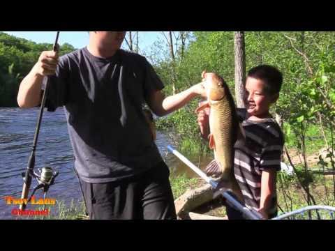 Hmong American's Go Fishing 2017