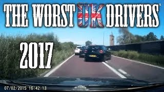 The Worst UK Drivers 2017
