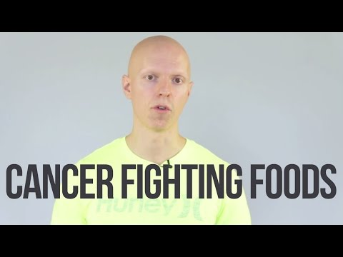 Nutrition in prostate cancer healthy foods