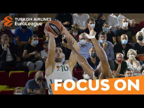 Focus on Ioannis Papapetrou, Panathinaikos