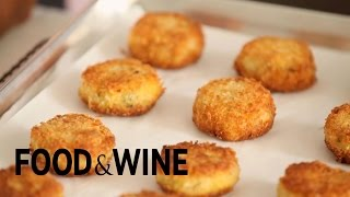 How To Make Easy Crab Cakes | Mad Genius Tips | Food & Wine