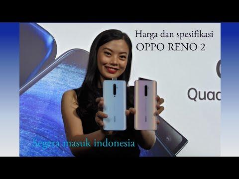 OPPO RENO 2 - INDONESIA