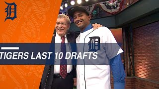 Tigers Top Picks From The Last 10 Years
