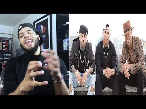Romeo Santos - Daddy Yankee - Nicky Jam - Bella y Sensual (Official Video) Reaccion!