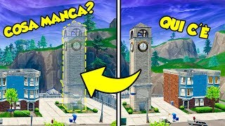 Cosa è SPARITO da PINNACOLI? - Fortnite ITA
