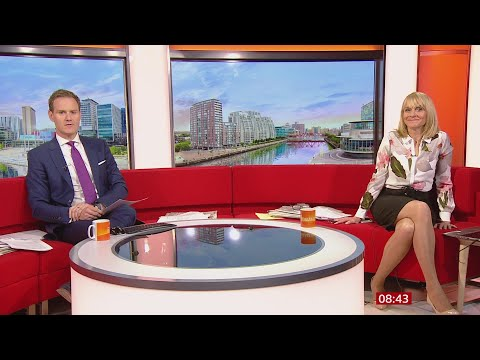 Louise Minchin - BBC Breakfast 09/06/2020