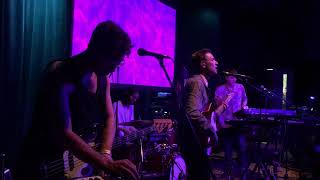 Teleman , Steam train girl , Band on the wall  , Manchester , 2/9/ 17