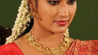 Lakshmi Necklace and Earring