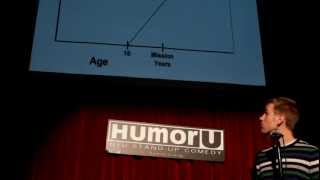 LDS Marriage Pressure--Trent Leinenbach, Humor U Stand-Up Comedy