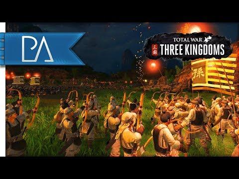 BATTLE OF THE RED CLIFFS - Historical Battle - Total War: Three Kingdoms