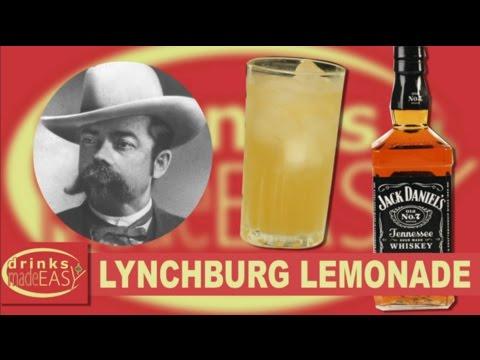 Video How To Make Jack Daniel's Lynchburg Lemonade-Drinks Made Easy