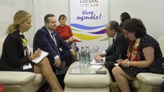 Встреча министров иностранных дел Армении и Сербии