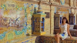 Испания Севилья, Такой Красоты Нет Нигде Больше